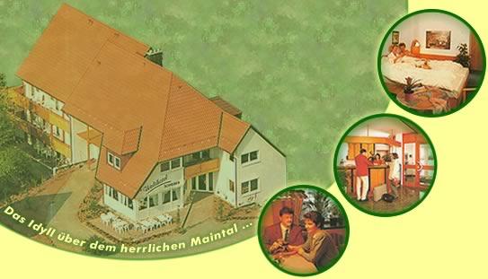 Waldhotel Kulmbacher Land / Gasthaus zur Linde